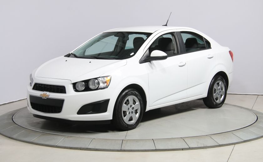 2013 Chevrolet Sonic LS A/C GR ELECT BLUETOOTH #2