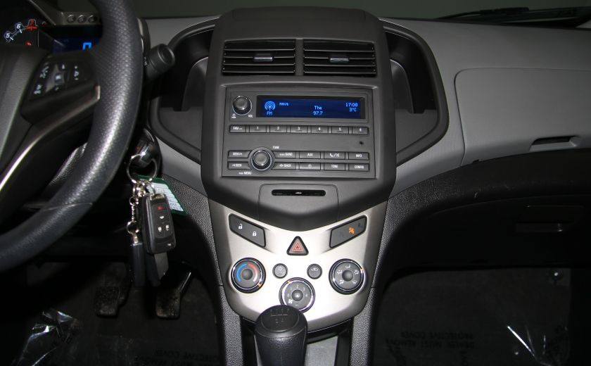 2013 Chevrolet Sonic LS A/C GR ELECT BLUETOOTH #13