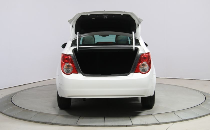 2013 Chevrolet Sonic LS A/C GR ELECT BLUETOOTH #24
