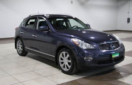 2010 Infiniti EX35 AWD AUTO A/C CUIR TOIT MAGS CAMERA RECUL #0
