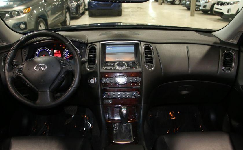 2010 Infiniti EX35 AWD AUTO A/C CUIR TOIT MAGS CAMERA RECUL #13