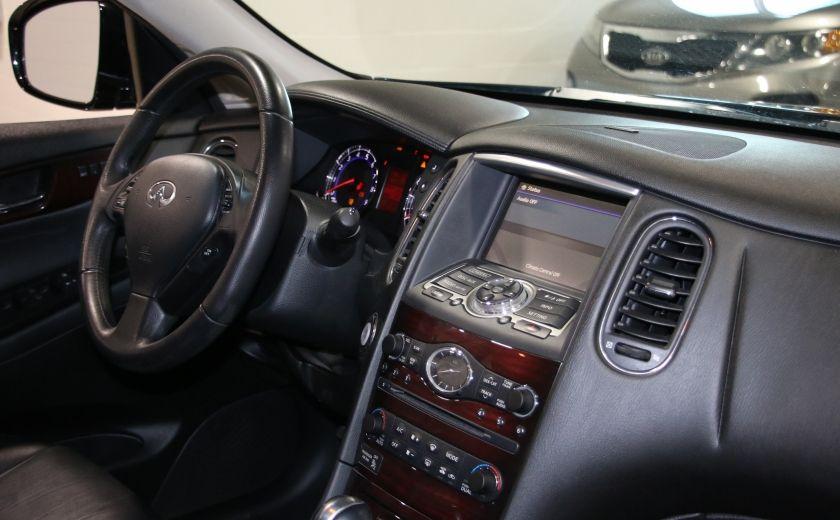 2010 Infiniti EX35 AWD AUTO A/C CUIR TOIT MAGS CAMERA RECUL #25