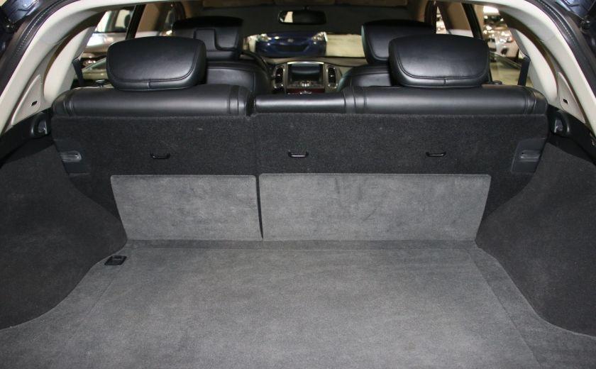 2010 Infiniti EX35 AWD AUTO A/C CUIR TOIT MAGS CAMERA RECUL #30