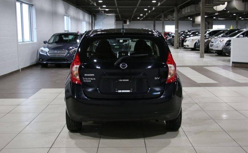 2015 Nissan Versa SV A/C BLUETOOTH CAMERA #5