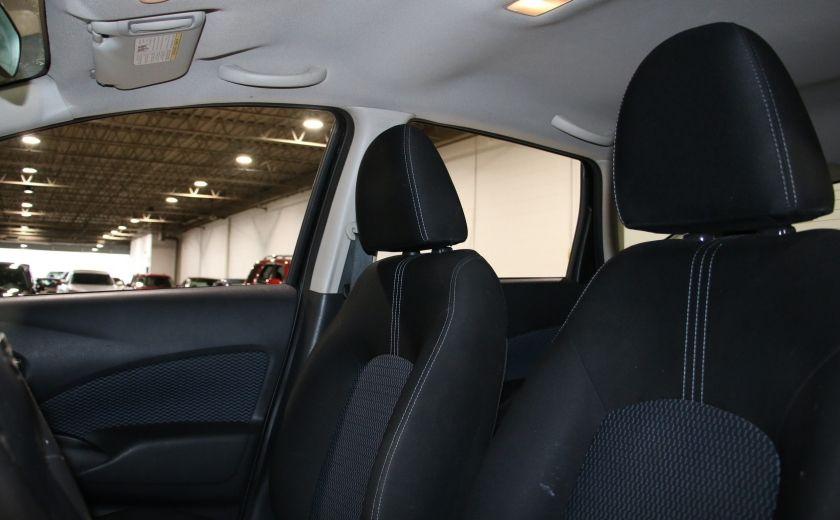 2015 Nissan Versa SV A/C BLUETOOTH CAMERA #9