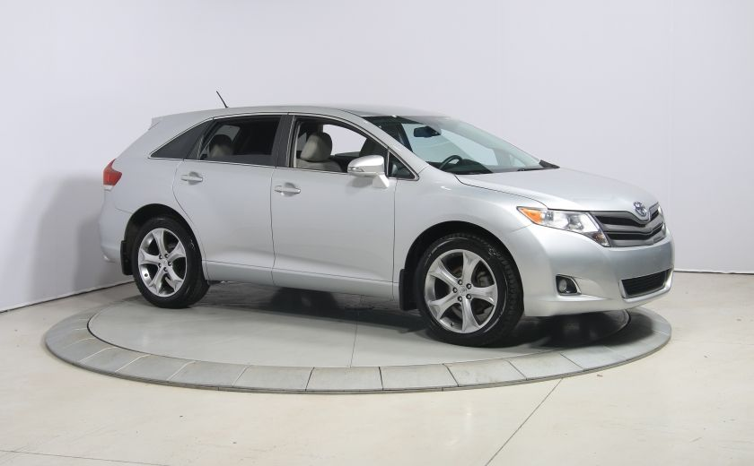 2013 Toyota Venza AUTO A/C GR ELECT MAGS BLUETOOTH #0