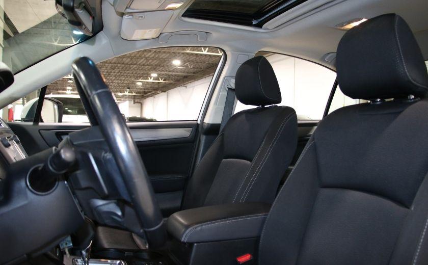 2015 Subaru Legacy 2.5i w/Touring Pkg TOIT OUVRANT AUTO BLUETOOTH #9