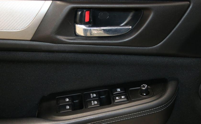 2015 Subaru Legacy 2.5i w/Touring Pkg TOIT OUVRANT AUTO BLUETOOTH #10