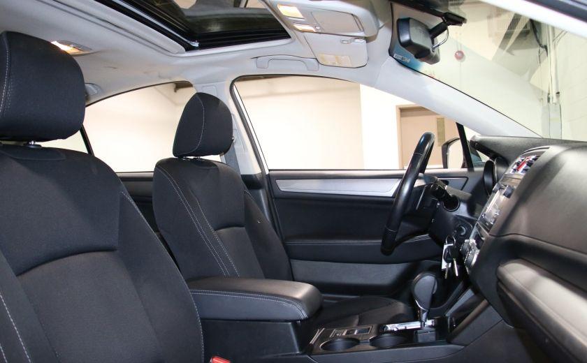 2015 Subaru Legacy 2.5i w/Touring Pkg TOIT OUVRANT AUTO BLUETOOTH #25