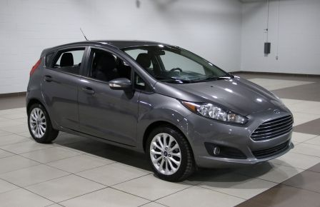 2014 Ford Fiesta SE AUTO A/C GR ELECT MAGS BLUETOOTH #0