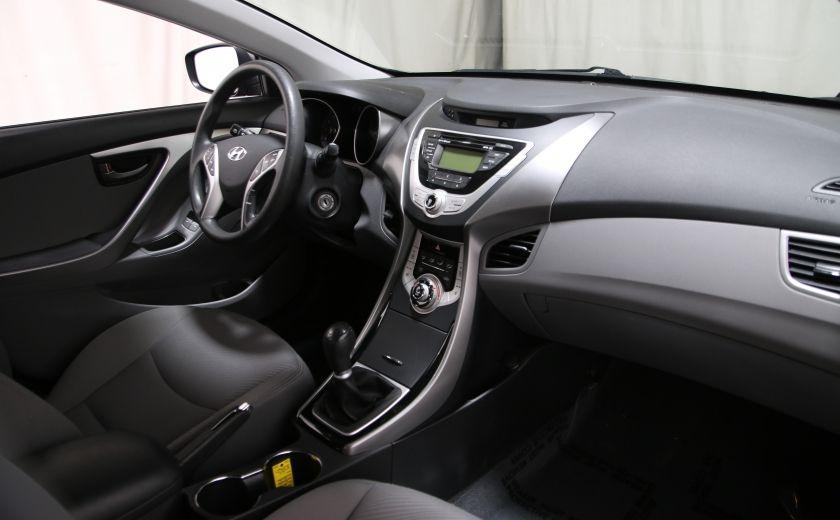 2013 Hyundai Elantra GL #17