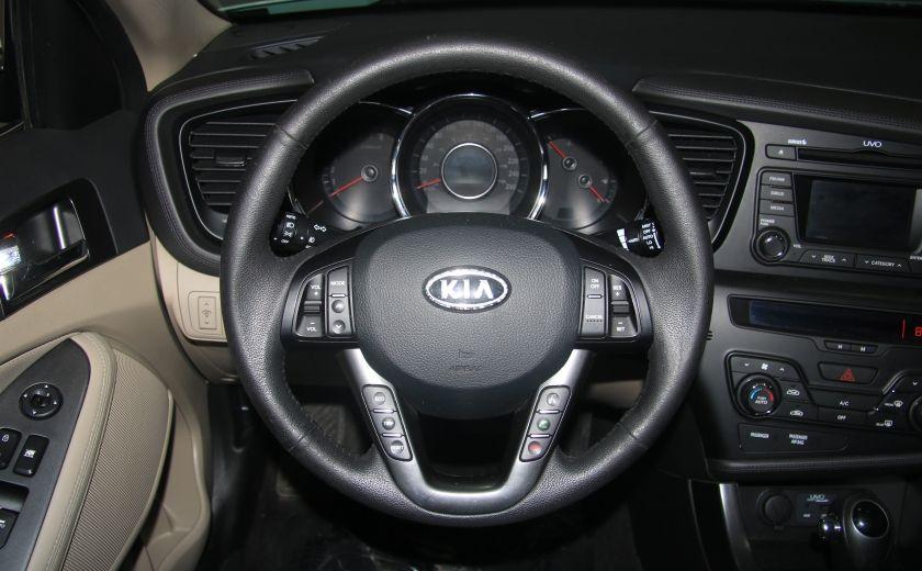 2012 Kia Optima EX AUTO A/C GR ELECT MAGS BLUETHOOT CAMERA #10