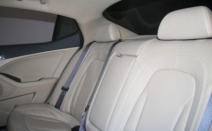 2012 Kia Optima EX AUTO A/C GR ELECT MAGS BLUETHOOT CAMERA #17