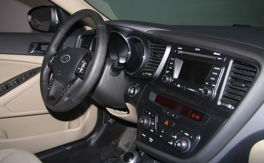 2012 Kia Optima EX AUTO A/C GR ELECT MAGS BLUETHOOT CAMERA #21