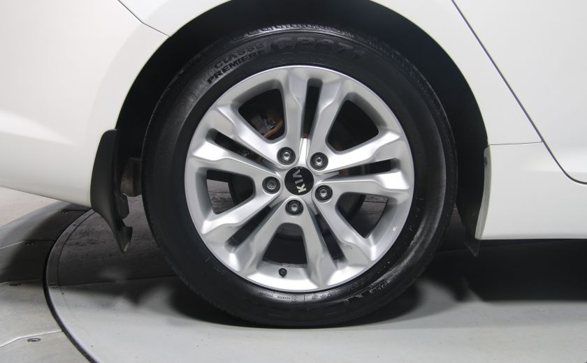 2012 Kia Optima EX AUTO A/C GR ELECT MAGS BLUETHOOT CAMERA #26