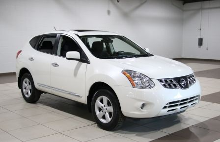 2013 Nissan Rogue SV A/C GR ELECT TOIT MAGS BLUETHOOT #0