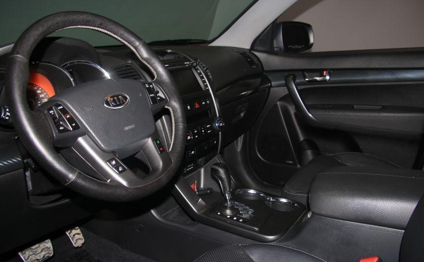 2013 Kia Sorento SX V6 AWD 7PASS NAV CAMERA RECUL #3