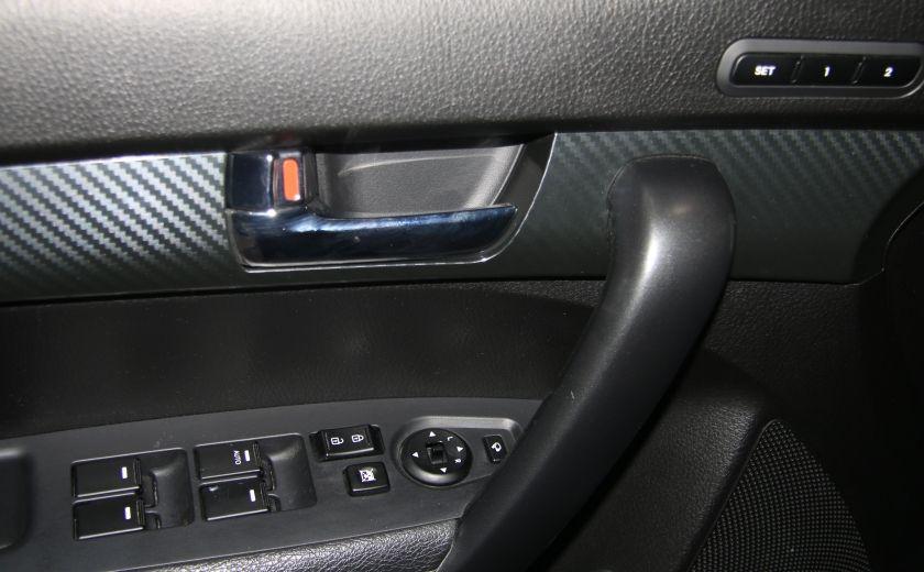2013 Kia Sorento SX V6 AWD 7PASS NAV CAMERA RECUL #4