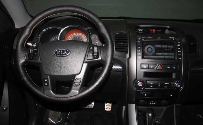 2013 Kia Sorento SX V6 AWD 7PASS NAV CAMERA RECUL #7