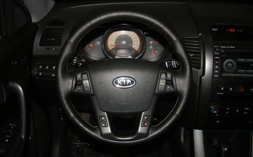 2013 Kia Sorento SX V6 AWD 7PASS NAV CAMERA RECUL #8
