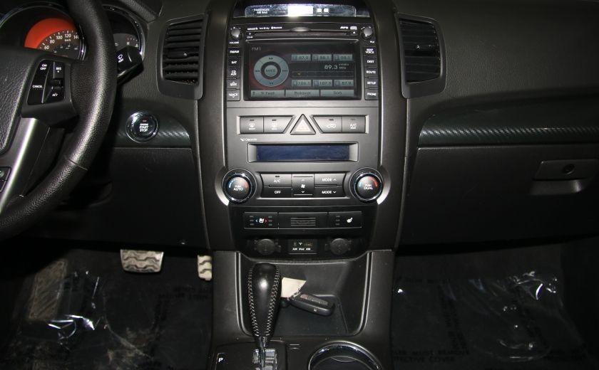 2013 Kia Sorento SX V6 AWD 7PASS NAV CAMERA RECUL #9