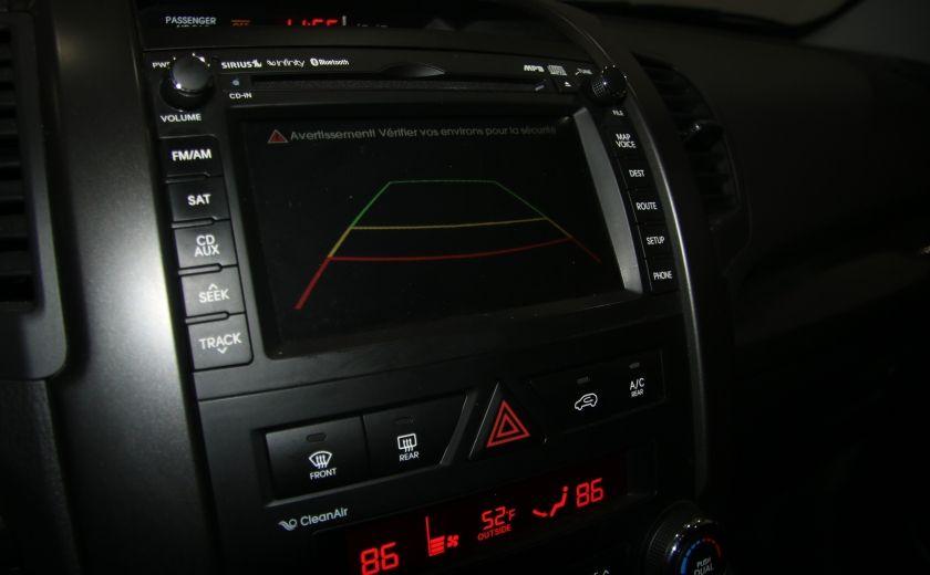 2013 Kia Sorento SX V6 AWD 7PASS NAV CAMERA RECUL #11