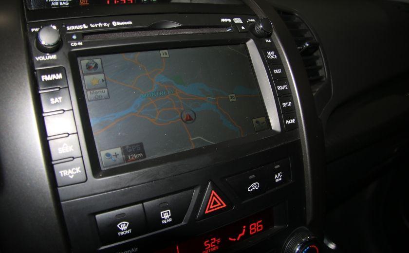 2013 Kia Sorento SX V6 AWD 7PASS NAV CAMERA RECUL #12