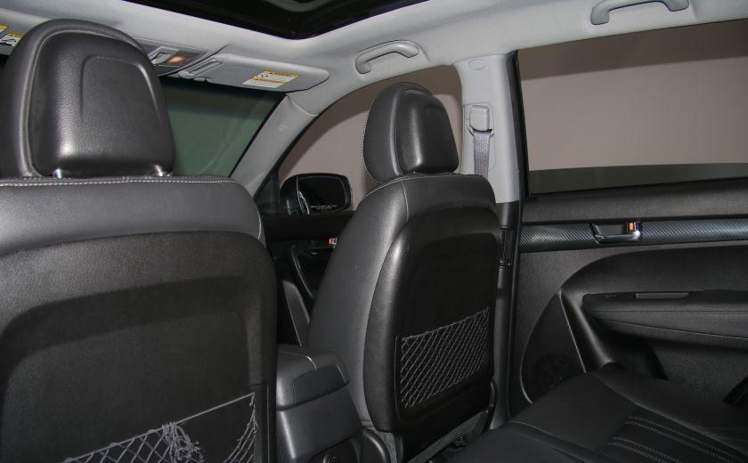 2013 Kia Sorento SX V6 AWD 7PASS NAV CAMERA RECUL #15