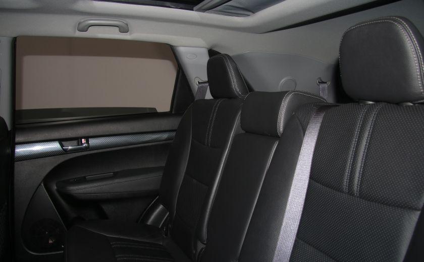 2013 Kia Sorento SX V6 AWD 7PASS NAV CAMERA RECUL #16