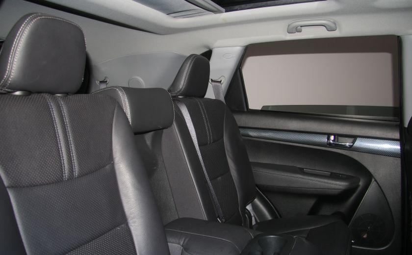 2013 Kia Sorento SX V6 AWD 7PASS NAV CAMERA RECUL #19