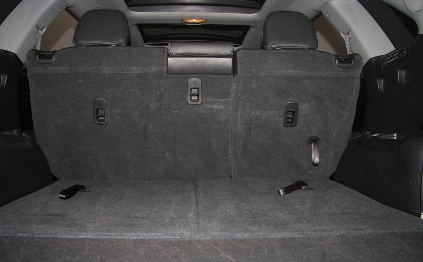 2013 Kia Sorento SX V6 AWD 7PASS NAV CAMERA RECUL #23