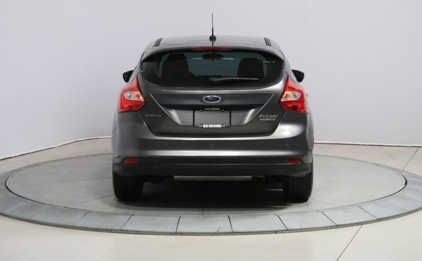 2013 Ford Focus TITANIUM AUTO A/C CUIR TOIT NAV MAGS BLUETHOOT #5