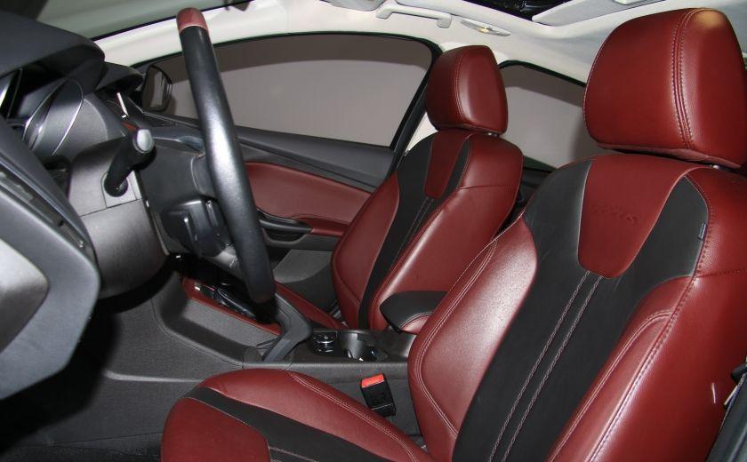 2013 Ford Focus TITANIUM AUTO A/C CUIR TOIT NAV MAGS BLUETHOOT #9