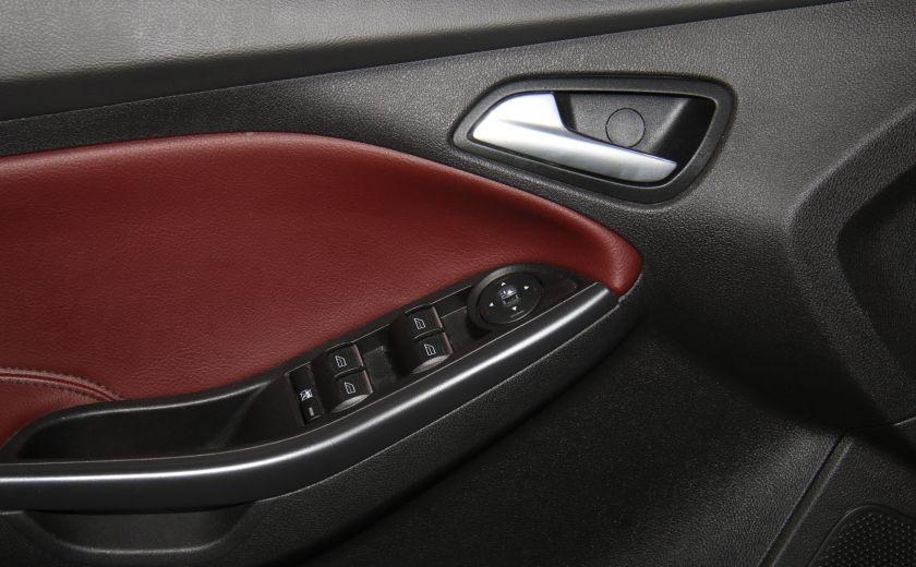 2013 Ford Focus TITANIUM AUTO A/C CUIR TOIT NAV MAGS BLUETHOOT #10