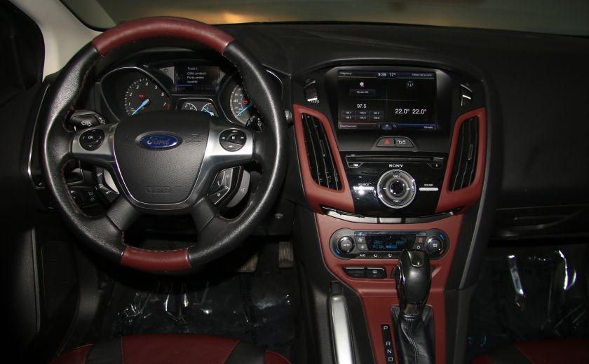 2013 Ford Focus TITANIUM AUTO A/C CUIR TOIT NAV MAGS BLUETHOOT #14