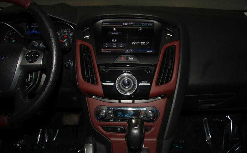 2013 Ford Focus TITANIUM AUTO A/C CUIR TOIT NAV MAGS BLUETHOOT #16