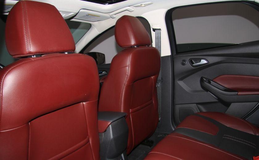 2013 Ford Focus TITANIUM AUTO A/C CUIR TOIT NAV MAGS BLUETHOOT #19