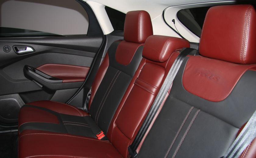 2013 Ford Focus TITANIUM AUTO A/C CUIR TOIT NAV MAGS BLUETHOOT #20