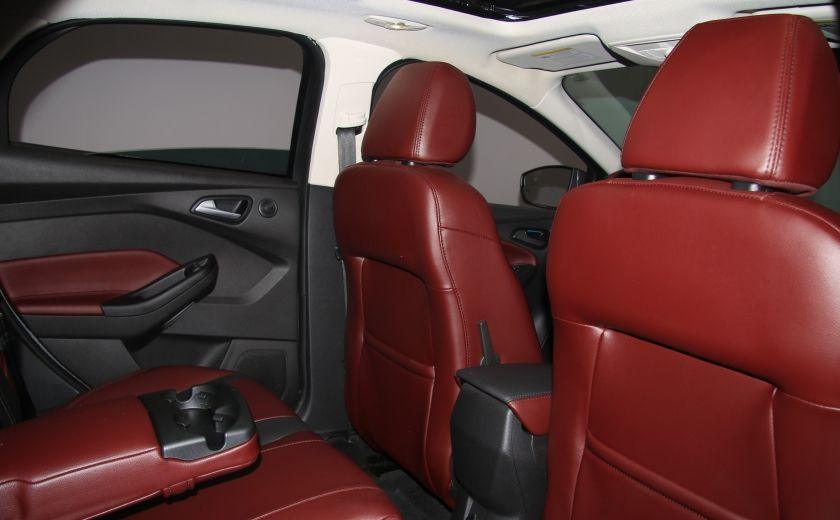 2013 Ford Focus TITANIUM AUTO A/C CUIR TOIT NAV MAGS BLUETHOOT #21