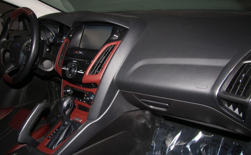 2013 Ford Focus TITANIUM AUTO A/C CUIR TOIT NAV MAGS BLUETHOOT #23
