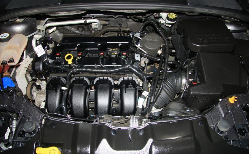 2013 Ford Focus TITANIUM AUTO A/C CUIR TOIT NAV MAGS BLUETHOOT #26