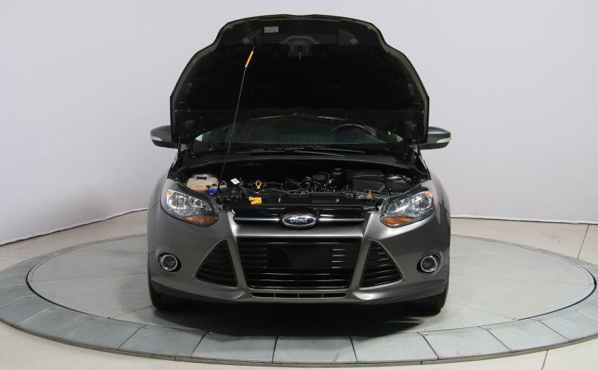 2013 Ford Focus TITANIUM AUTO A/C CUIR TOIT NAV MAGS BLUETHOOT #27