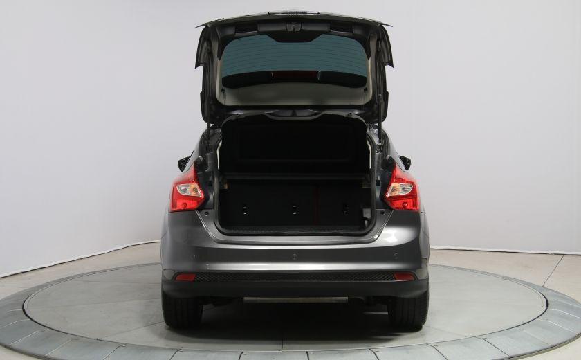 2013 Ford Focus TITANIUM AUTO A/C CUIR TOIT NAV MAGS BLUETHOOT #28