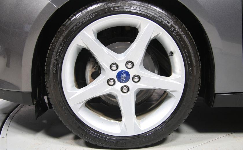 2013 Ford Focus TITANIUM AUTO A/C CUIR TOIT NAV MAGS BLUETHOOT #33