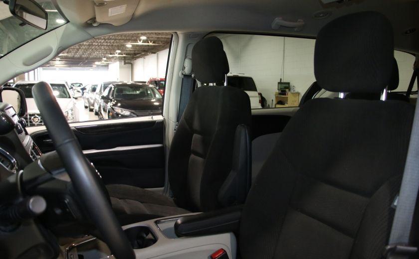 2016 Dodge GR Caravan CREW STOW'N GO MAGS #9