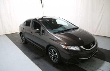 2013 Honda Civic EX AUTO A/C GR ELECT TOIT MAGS CAMERA RECUL #0