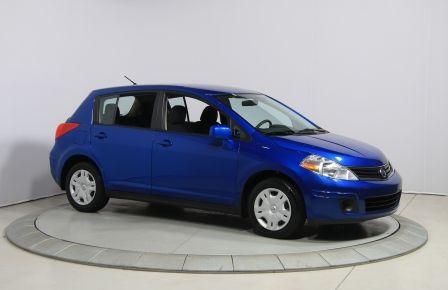 2012 Nissan Versa 1.8 S AUTO A/C GR ELECT #0