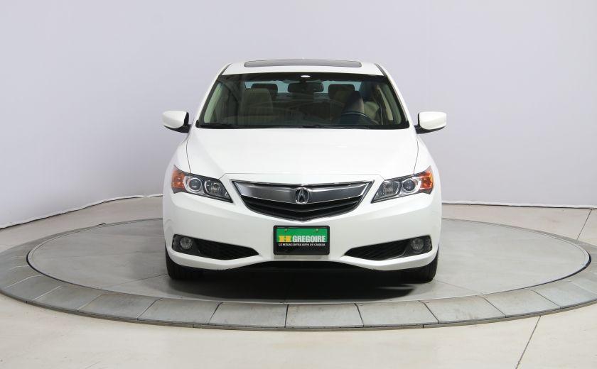 2013 Acura ILX Premium Pkg AUTO CUIR TOIT MAGS BLUETOOTH #1
