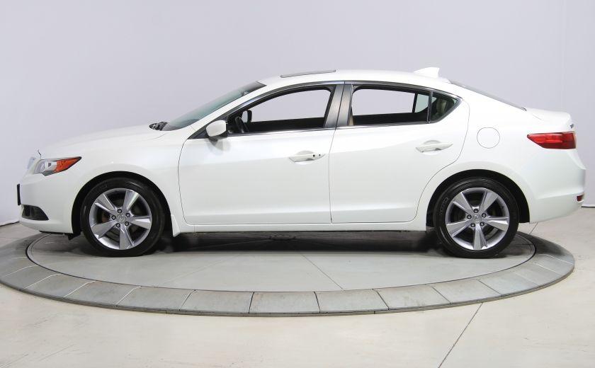 2013 Acura ILX Premium Pkg AUTO CUIR TOIT MAGS BLUETOOTH #3