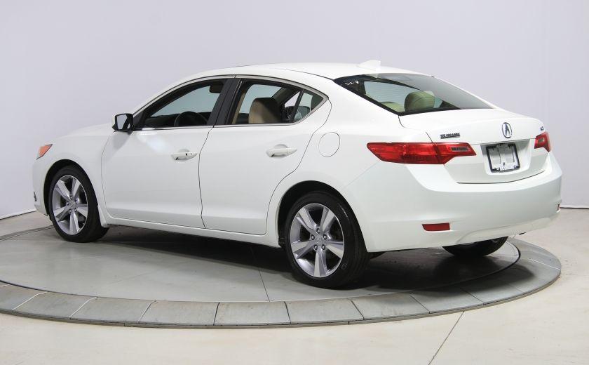 2013 Acura ILX Premium Pkg AUTO CUIR TOIT MAGS BLUETOOTH #4